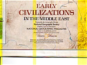 Early Civilizations In The Middle East