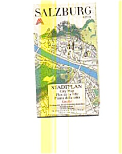 Salzburg Map (Image1)