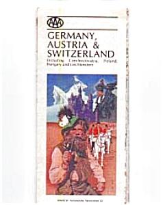 Germany Austria Switzerland Map feb3070 (Image1)