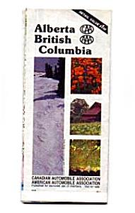 Alberta British Columbia Highway Map feb3111 (Image1)