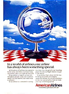 American Airlines Something Special Ad Feb3201