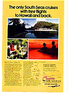 United South Seas Cruises Ad Feb3214