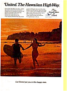 United Hawaiian High Way Ad Feb3216