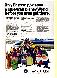 Eastern Airlines Seven Dwarfs Ad Feb3220