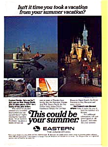 Eastern Airlines Florida Service Ad Feb3223