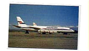 Spantax 990A Airline Postcard feb3243 (Image1)