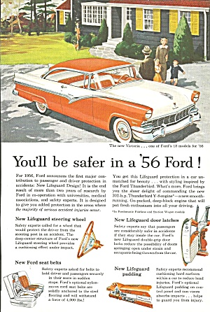 1956 Ford Victoria Ad Ford015