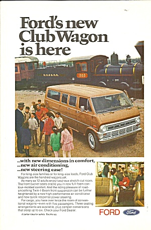 Ford Club Wagon Is Here F0rd018