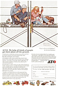 Norman Rockwell Your Kidding Ad (Image1)