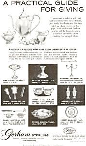 Gorham Silver 125th Anniversary Ad (Image1)