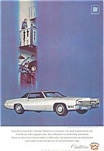1969 Cadillac Fleetwood Eldorado Ad jan0893 (Image1)