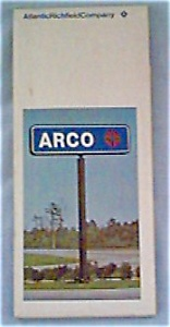 ARCO map of Wisconsin, 1972 (Image1)