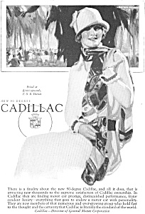 1926 Cadillac Advertisement (Image1)
