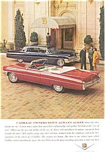 1963 Cadillac Convertible Ad (Image1)