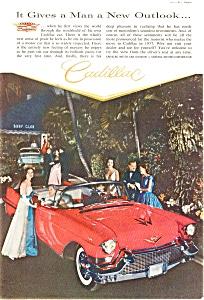 1957 Cadillac Convertible Ad jan1290 (Image1)