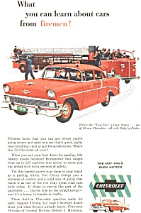 1956 Chevrolet Two Ten Sedan Ad
