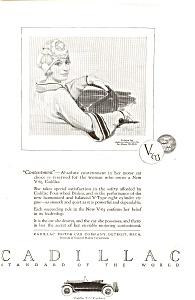 1924 Cadillac V-63  Ad (Image1)