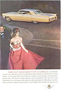 1963 Cadillac Hardtop Ad (Image1)