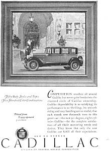 1927 Cadillac Ad (Image1)