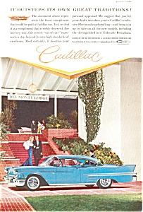 1958 Cadillac  Ad (Image1)