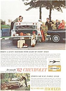 1962 Chevrolet  Ad (Image1)