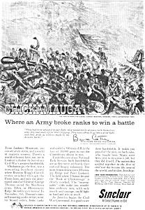 Sinclair Oil Chickamauga Ad jan1787 (Image1)