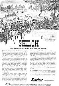Sinclair Oil Shiloh Ad jan1789 (Image1)