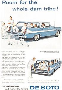 1958 DeSoto Station Wagon  AD (Image1)