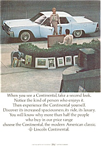 1964 Lincoln Continental  Take a second look jan1971 (Image1)