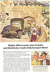 Studebaker Trucks Mass in India Ad jan2489 (Image1)
