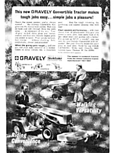 Gravely Convertible Tractor Ad (Image1)