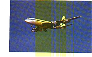 United  Airlines 720 Airline Postcard jun3279 (Image1)