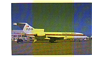 Northern Pacific 727 Airline Postcard jun3285 (Image1)
