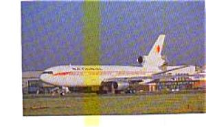 National DC-10-30 Postcard jun3305 (Image1)