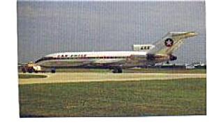 Lan Chile 727-116C Airline Postcard jun3308 (Image1)