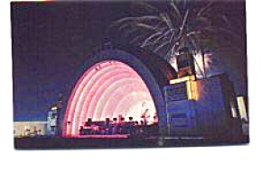 Bandshell Canadian Exhibition Postcard Jun3320