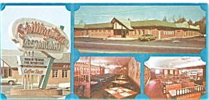 Shillington PA Restaurant Three Views Postcard lp0056 (Image1)