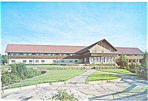 Blackwater Lodge Davis WV Postcard lp0160 (Image1)