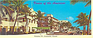 Fabulous Ft Lauderdale FL Postcard lp0231 (Image1)