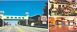 Inn of the Dells  WI Postcard lp0250 (Image1)