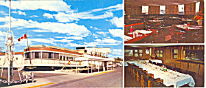Princess Mary Restaurant British Columbia Canada Postcard lp0264 (Image1)