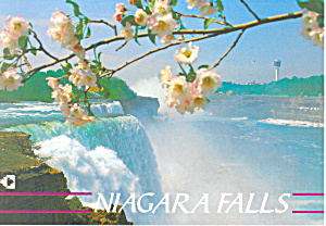 Niagara Falls Ontario Canada   Postcard lp0284 (Image1)