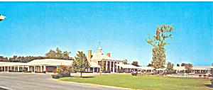 Quality Inn Mount Vernon Williamsburg Virginia Postcard lp0298 (Image1)