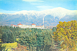 Mount Washington Hotel Bretton Woods NH Postcard lp0300 (Image1)