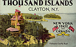 Thousands Islands, Clayton, New York
