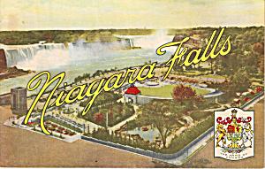 Niagara Falls Souvenir Folder lp0379 (Image1)