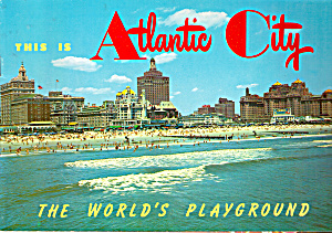 This Is Atlantic City, The World's Playground