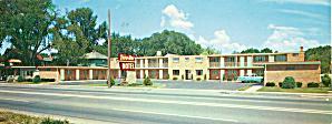 Thru Way Motel and Restaurant Binghampton New York lp0395 (Image1)
