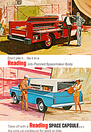 Reading Job Planned Service Body Lp0398