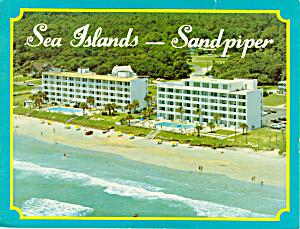 Sea Islands Sandpiper Myrtle Beach South Carolina lp0399 (Image1)